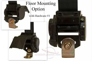 Floor Mounting Option