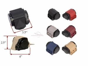 Retractor Dust Cover Options